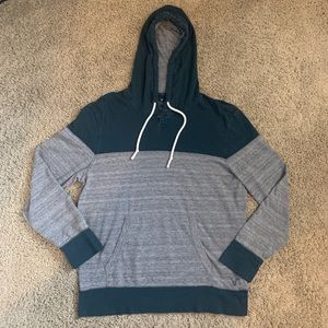 American Eagle Men's Pullover Hoodie - size L